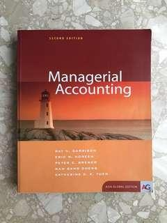 Managerial Accounting (Asia Global Edition, 2nd Edition)