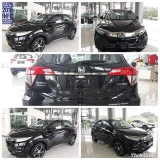 Honda hrv new model paling murah