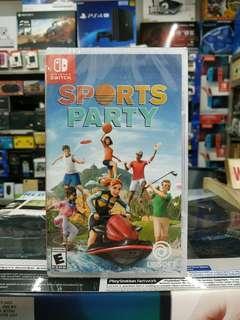 🆕 Nintendo Switch Sports Party