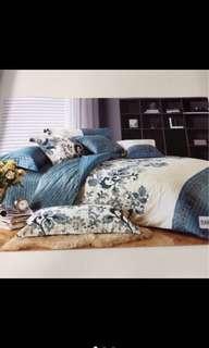 🚚 床包組。內含 床包*1 枕頭套*2