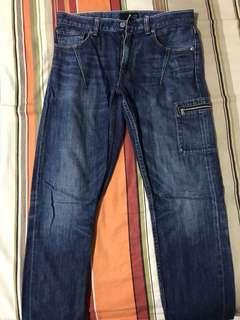 (USED) Uniqlo x Undercover Jeans