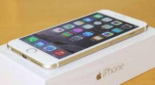 Iphone 6 64gb ex inter gold