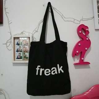Tote bag Freak