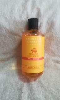Authentic Crabtree & Evelyn Citron & Coriander Body Wash