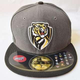 Richmond FC Snapback Cap Hat New Era AFL Size 7