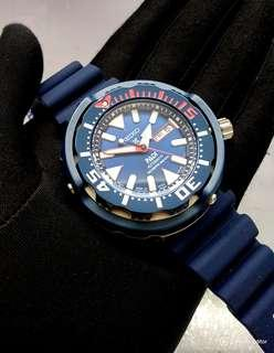 * FREE DELIVERY * Made In Japan Brand New 100% Authentic Seiko Prospex PADI Mini Tuna Mens Automatic Diver Watch SRPA83J SRPA83