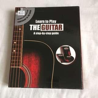 How To Play A Guitar book #precny60