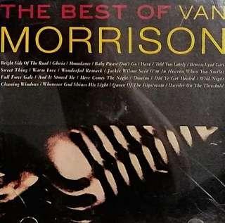 arthcd VAN MORRISON Best Of CD
