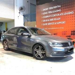 JETTA FOR RENT **GO-JEK PARTNER**