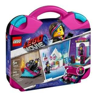 The Lego movie 2 Lucy's builder box (70833)