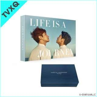 TVXQ - ' LIFE IS A JOURNEY ' Photobook