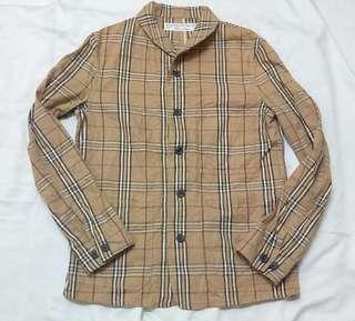 Nova checks jacket