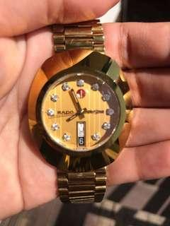 Authentic Rado Mens Watch