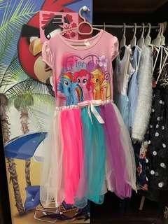 Frozen Dress/Pony Dress