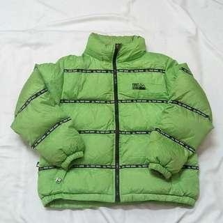 First down puffer winter jacket