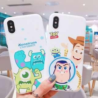 Toy story monster inc. phone case