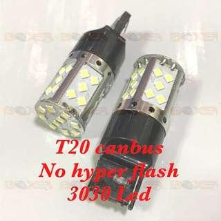T20 7440 canbus 3030led blurbs