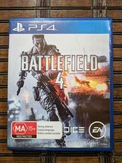 BD Battlefied 4 #mauPS4 langka