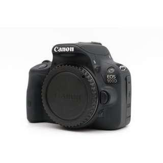 🔥😍canon 100d body only