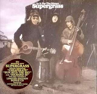 arthcd SUPERGRASS In It For The Money CD