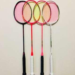 [Jan Sales] Brand New Klint Sweet Spot Trainer Badminton Racket