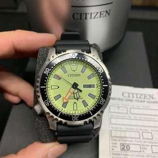 New Citizen Promaster Diver LE 1000PCS ONLY