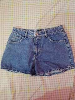 Paris Blues Maong Shorts