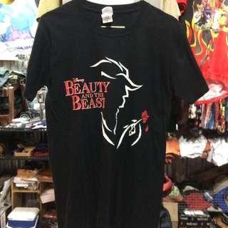 Kaos Beauty And The Beast