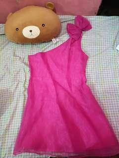 Pink Barbie Dress for Girls