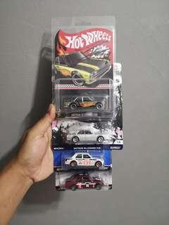 Hotwheels Lot Datsun 510