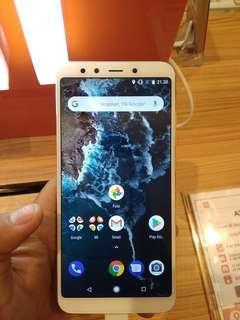 Xiaomi A2 proses cepat mudah hanya 3 menitan