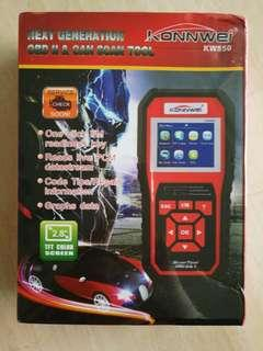 Top of line OBD2 Scanner KW850