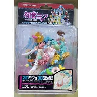 KAIYODO HOBBY STOCK 初音未來 HATSUNE MIKU #03 LOL LOTS OF LAUGH 00013 (PIU/P20-95)