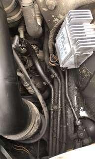 R170 SLK 230 方向機油管 油管