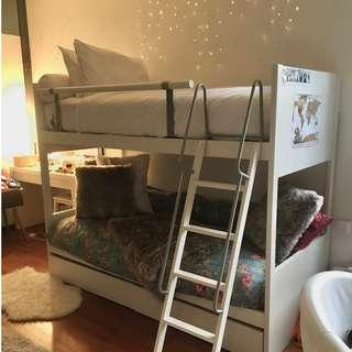 Bunkbed with storage space - Custom Italian