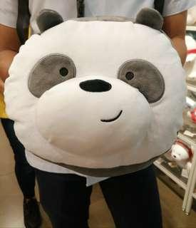 We Bare Bears Arm Pillow 🐻 🐼 ❄
