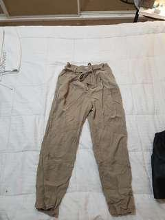 Country road light khaki pants