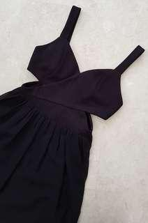Love, Bonito Ariana Frock in black