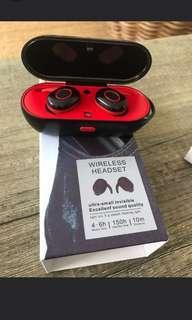🚚 藍芽耳機(雙耳)全新
