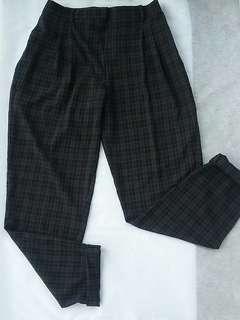 Tartan Long Pants only 120k!