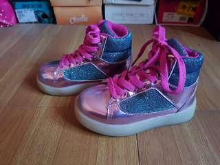 Preloved Light Up Sneakers