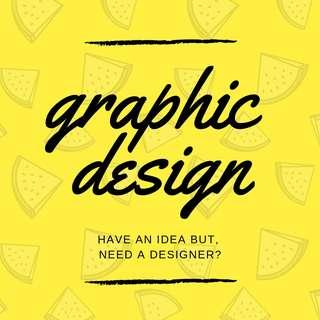 🚚 Customised Graphic Design Services - students are welcomed