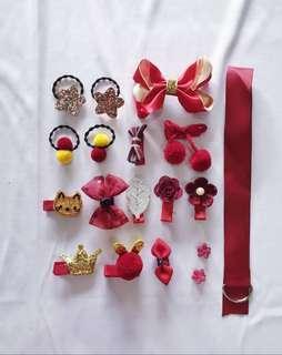 New Kids Girls Hair Pins Set / Hair Accessories Set