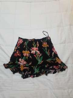 Floral princess Polly boutique skirt