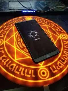 Anime magic circle wireless charging pad
