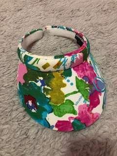 floral visor