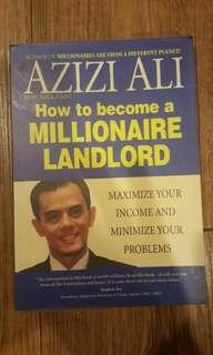 Book - How To Become Millionaire Landlord - Azizi Ali - Financial Management