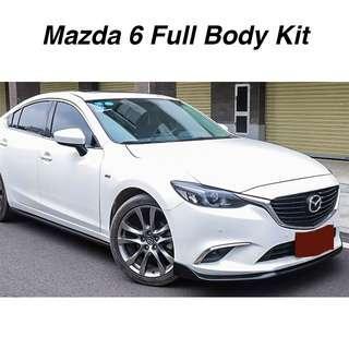 Mazda 6 Full Body Kit - MS