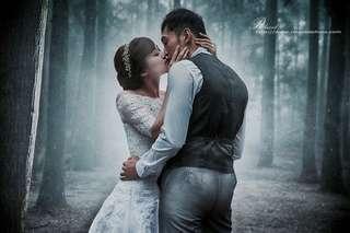婚紗、寫真攝影