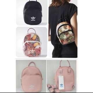 🚚 (PO) Adidas Mini Backpack